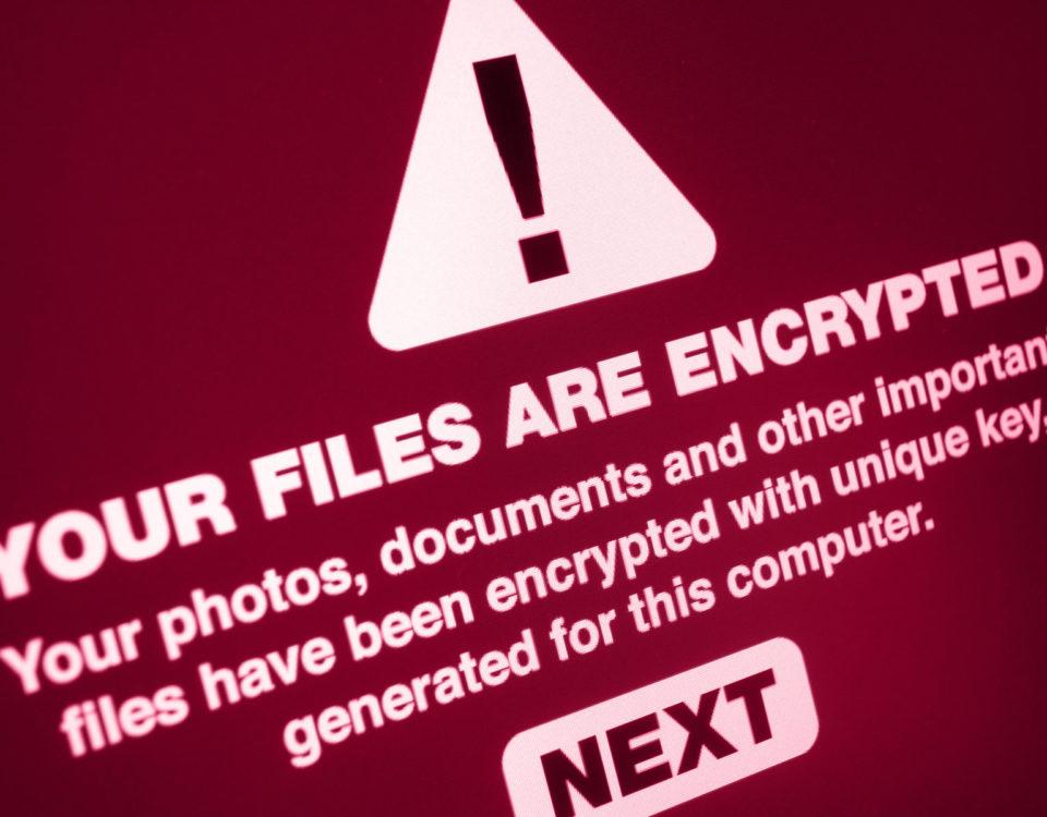 Ransomware, Cryptolocker, Virus, Trojaner, Verschlüsselung