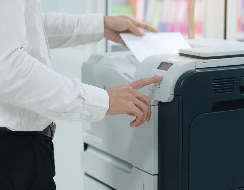 Drucker, MFP, Scannen, Faxen, Kopieren, Drucken, WLAN, Airprint