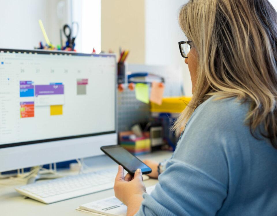 Serviceleistungen, Office-IT, Produktions-IT, Netzwerkmanagement, OnSite Service, IT-Rollouts, EDV-Rollouts, Service Desk