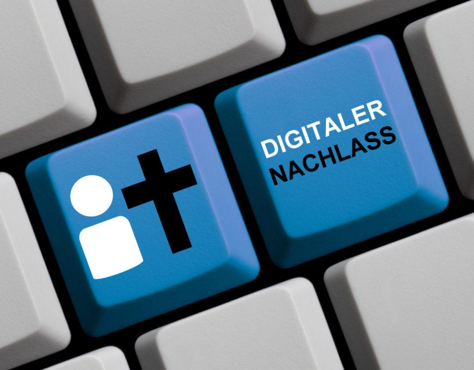 Digitales Erbe, Netzwerk, Systemsicherheit, Anti-Virus, Firewall, Computerservice