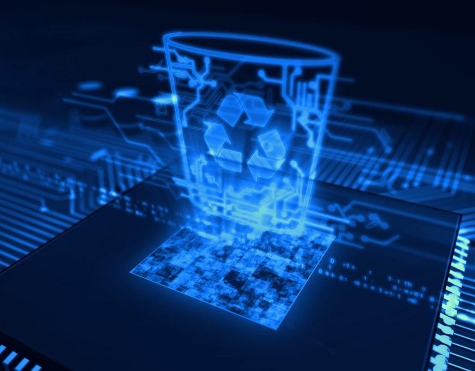 Daten sicher löschen, Eraser, Datenvernichtung, Datenlöschung, Vertraulich