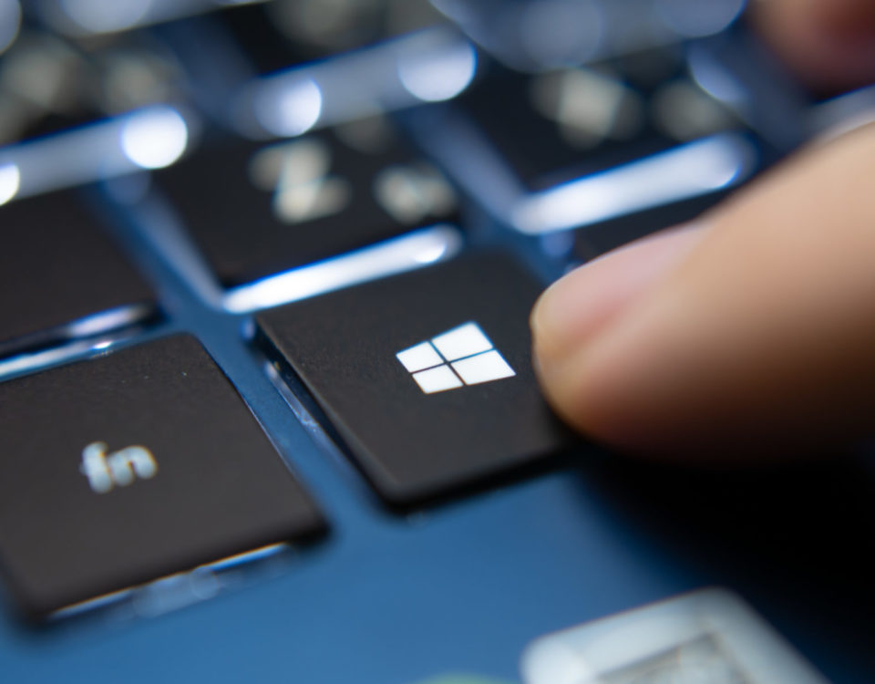 Windows, Microsoft, Betriebssystem, Update, Aktualisierung, Systemhaus, Netzwerkbetreuung, EDV Firma
