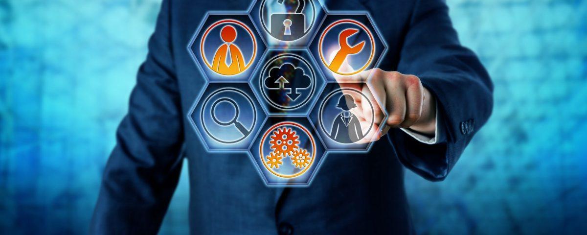 Administrator, Systemadministrator, IT-Experte, Werkzeuge, Tools, Hilfsmittel, Ergebnis, Optimal