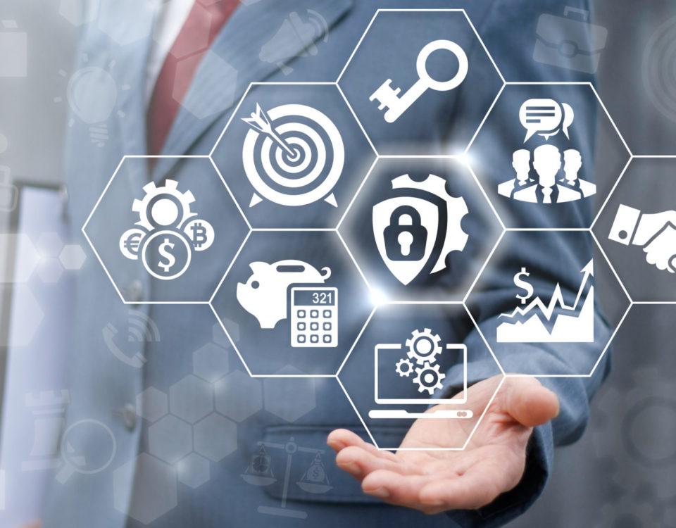 Datenschutz, Cyber-Versicherung, Firewall, Anti-Virus
