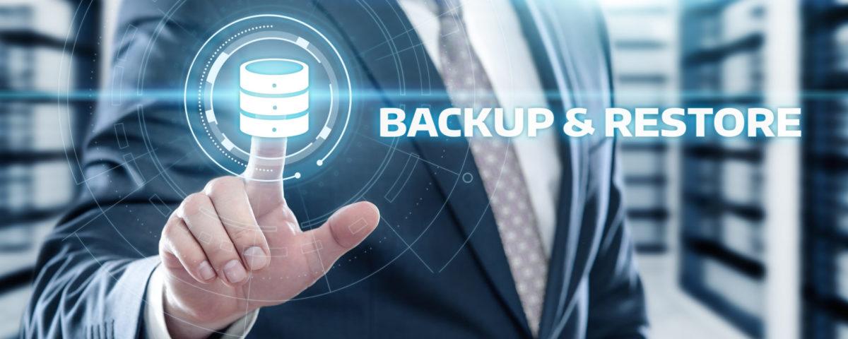 Desaster, Notfallplan, Netzwerkanalyse, Backup Storage Data Internet Technology Business concept