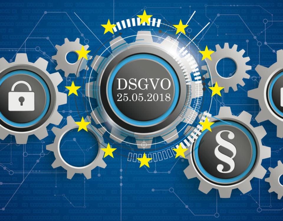 DSGVO, EU Datenschutz, Datenschutzbeauftragter, Berater