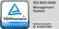 TUEV-ISO-9001